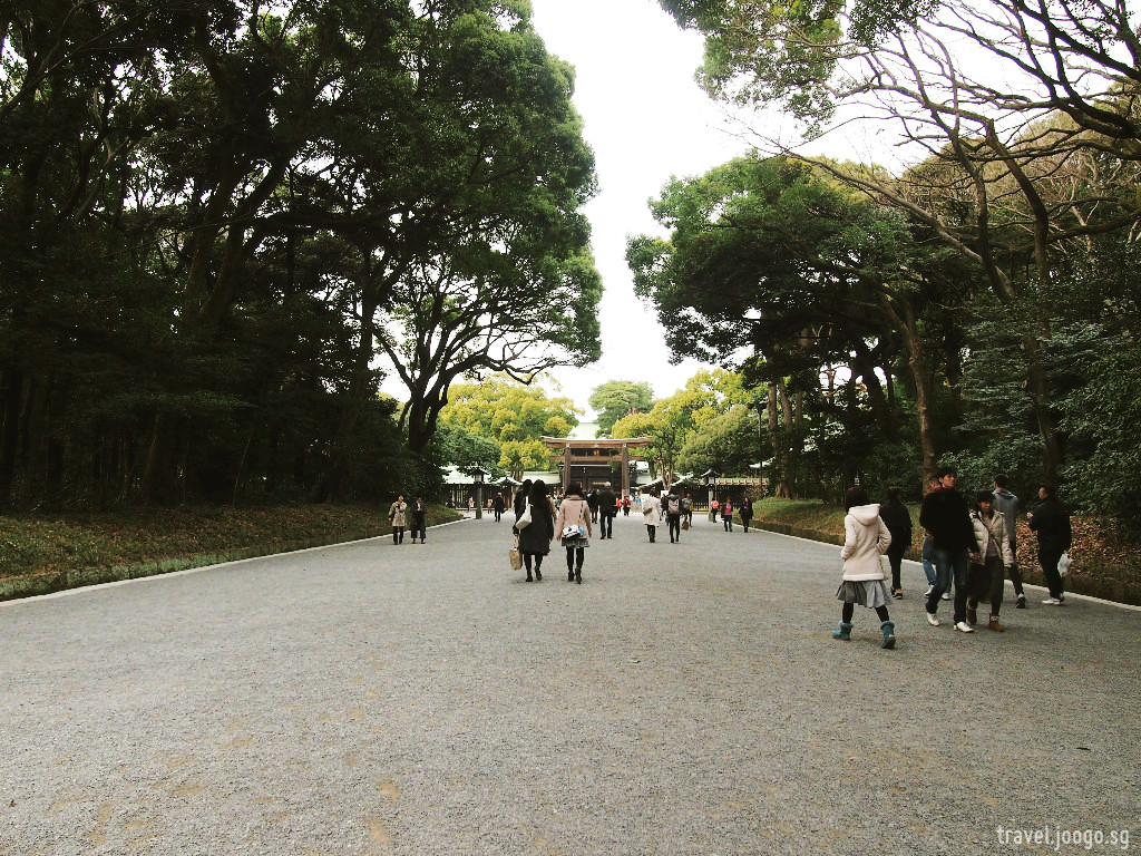 Meiji Jingu 0 - travel.joogo.sg