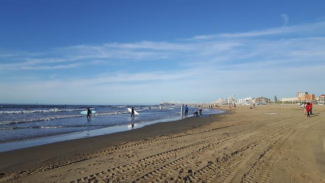 Hart Beach Scheveningen surfen