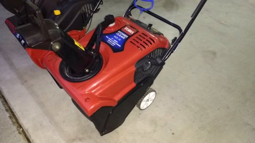 small resolution of mine s a toro power clear 621 r it uses a chinese built loncin 163cc engine i don t care for that but it seems to be the way they re going these days