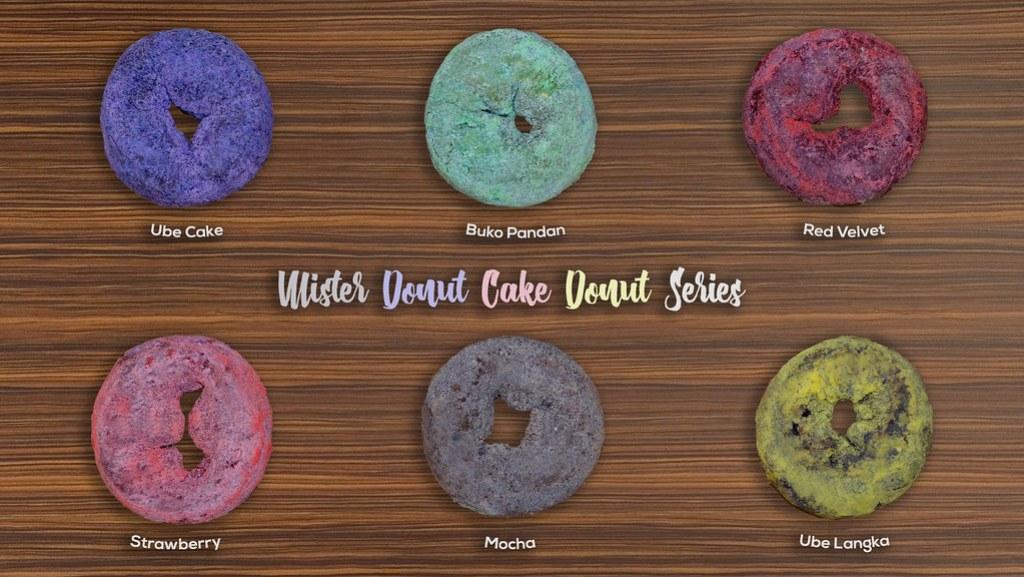 Mister Donut Infographic