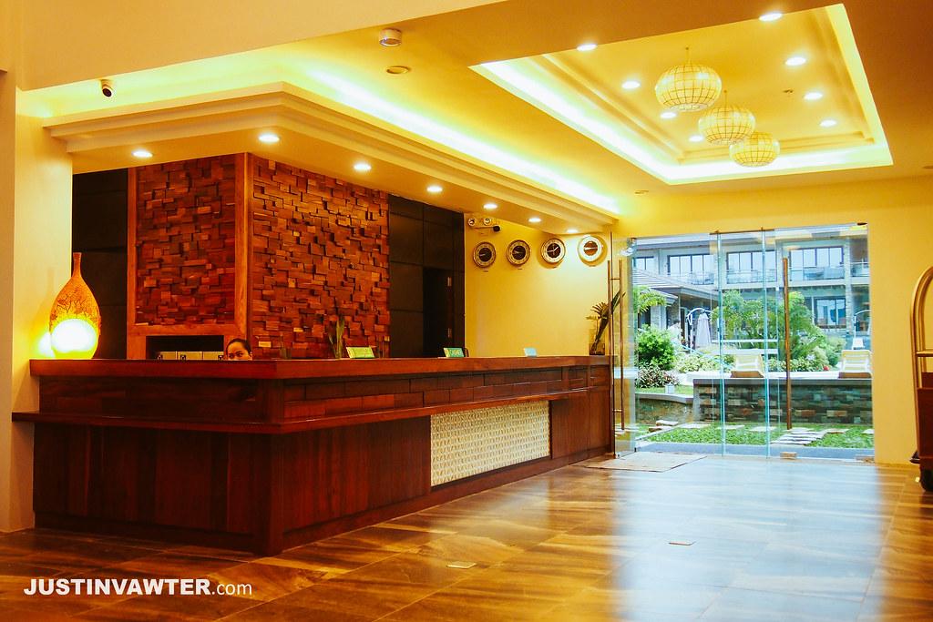 Review Coron Soleil Garden Resort Coron Palawan Justin
