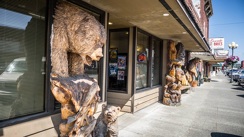 Wood Carvings in Sedro-Woolley-003