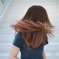 Rose Gold Hair Color | Lush Angel