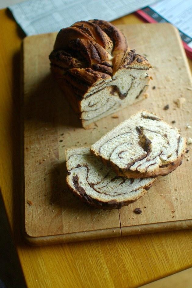 Cardamom & Chocolate Loaf