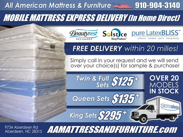 Mobile Mattress Delivery Special6
