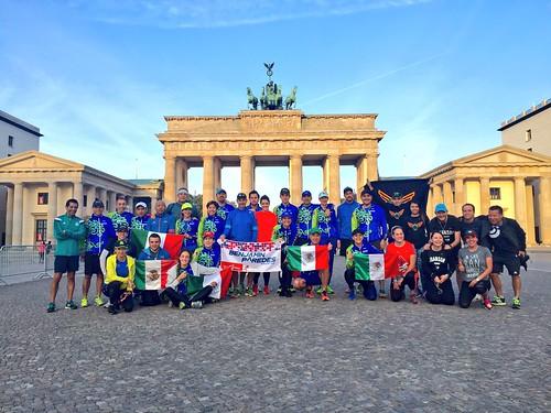Mexicanos en Berlin - Mexican Run