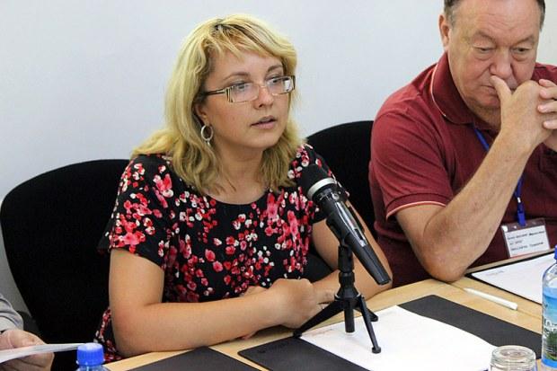 О.Леонова, Крымское информагентство