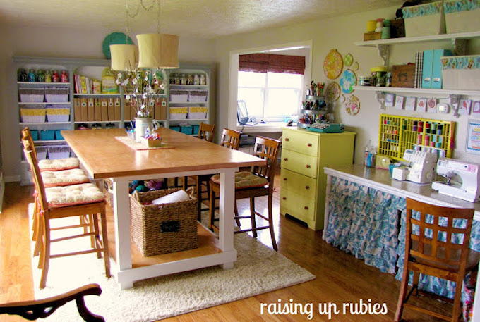 Homemade Parties Craftroom 5