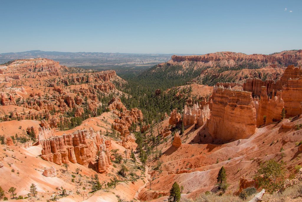 09.08. Bryce National Park: Sunrise Point