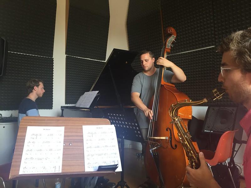 Siena Jazz Workshop 2016