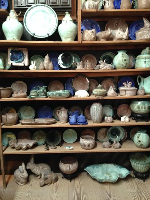 Peter's Pottery, Mound Bayou MS