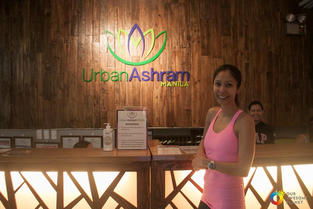 FNR Yoga @UrbanAshramYoga