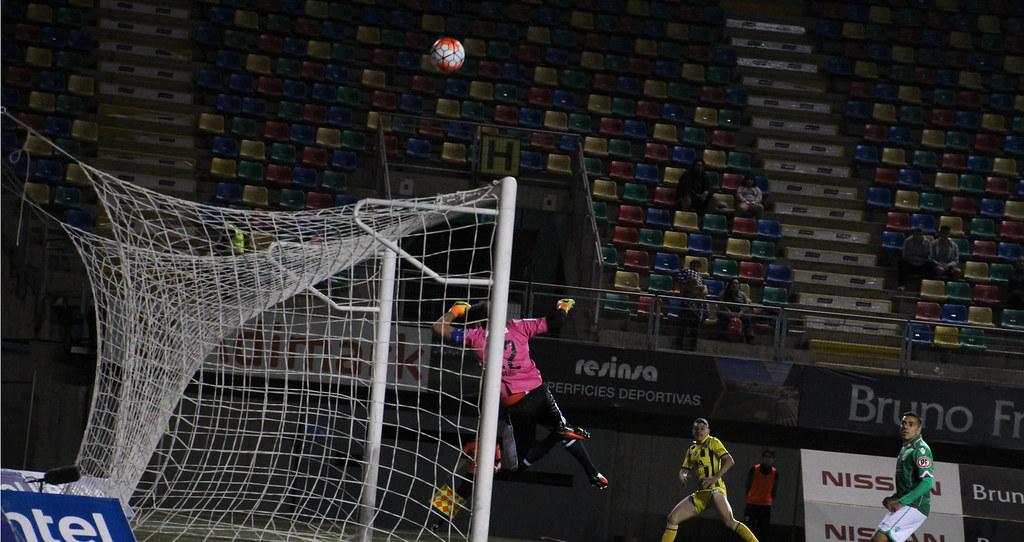 Audax Italiano 0-3 Everton