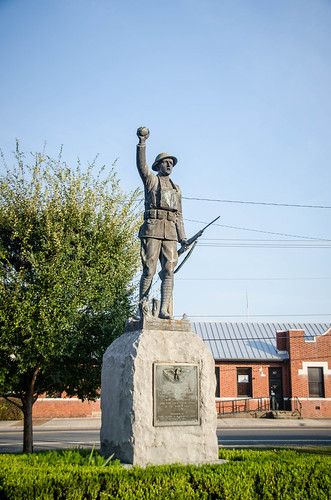Spirit of the American Doughboy in Waycross-001