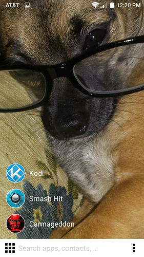Android Fast Launcher