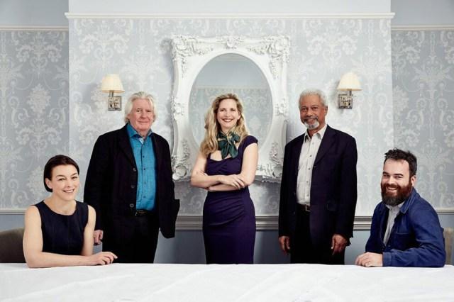 2016 Judges