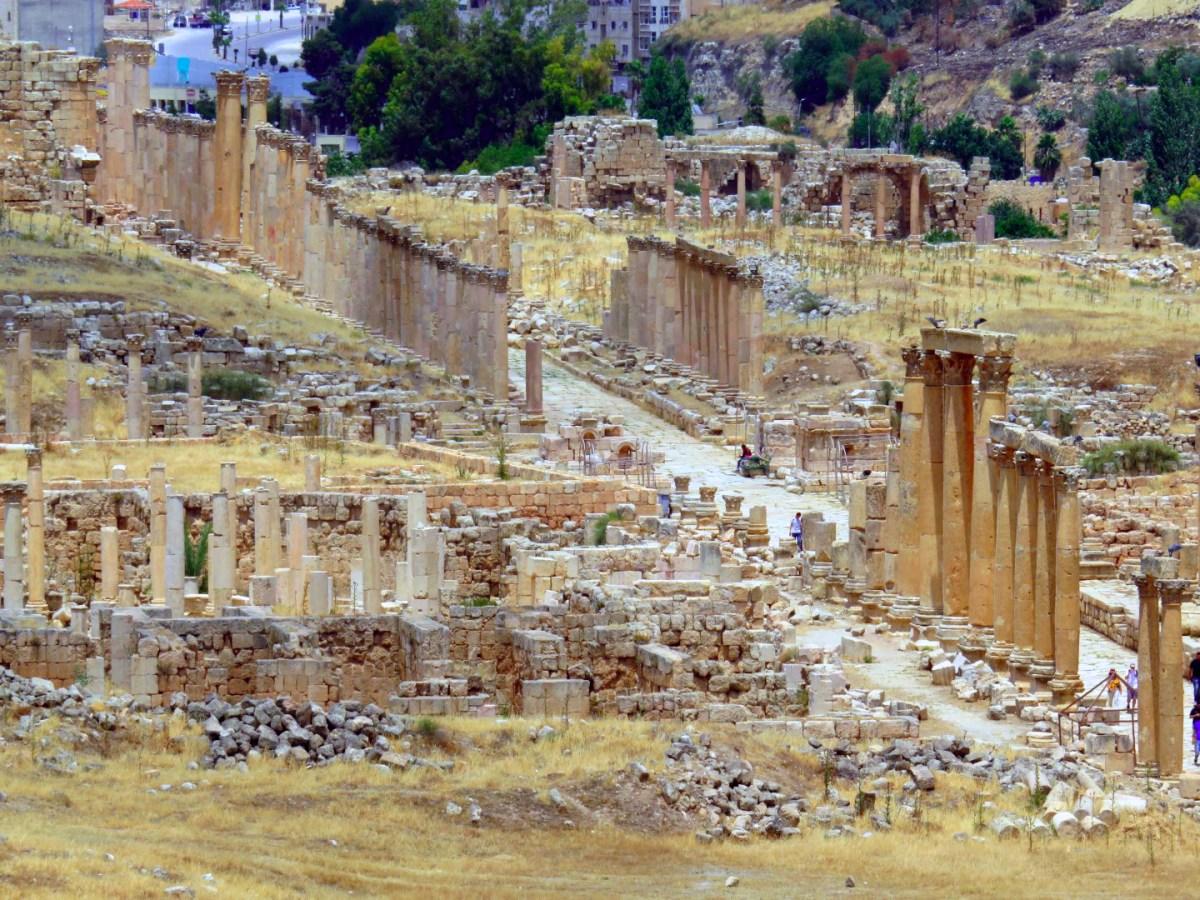 Jordania / Jordan - Jerash / Gerasa Jerash, la Roma de Jordania Jerash, la Roma de Jordania 30286693650 71f8eca028 o