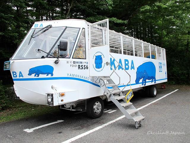 【旅行.日本】搭乘KABA BUS遊山中湖 – 望穿秋水。不見富士山的倩影 @ 希西莉亞.花園部落 :: 痞客邦