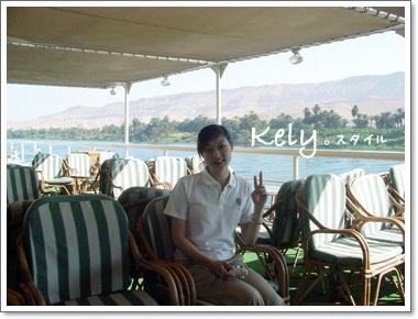 埃及》搭乘遊輪航行於尼羅河☆Travel in EGYPT