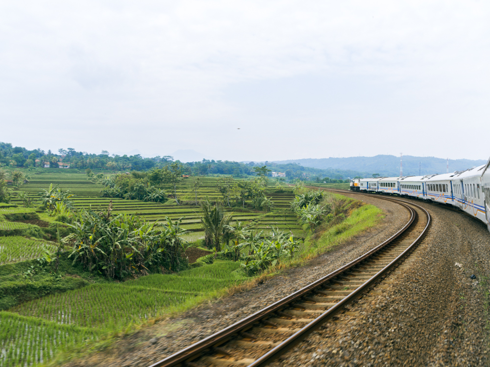 Argo Parahyangan train