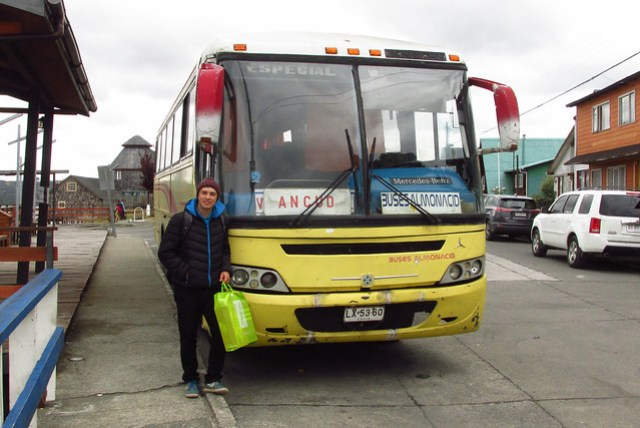 Carlos Ulloa & Buses Almonacid