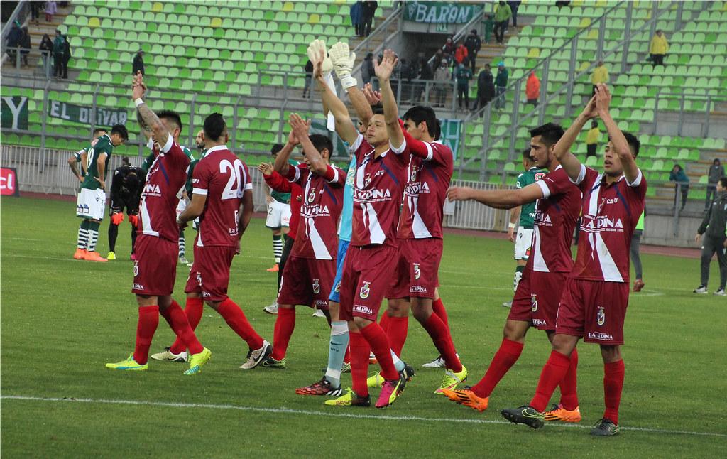 Santiago Wanderers 2-1 La Serena