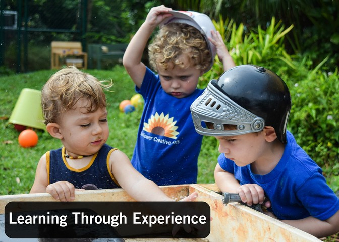 Learning Through Experience 2