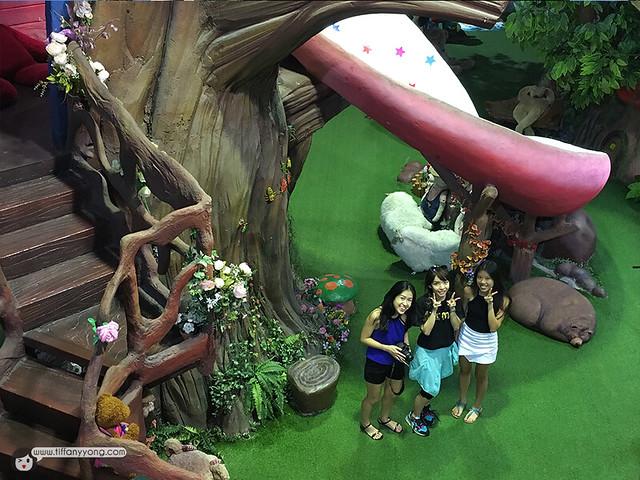Fairyland Teddy Bear Museum Pattaya