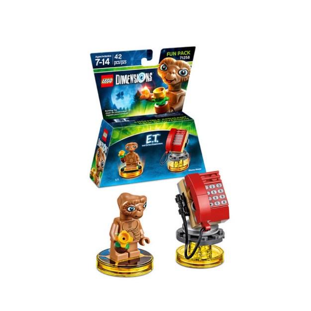 LEGO Dimensions: E.T.