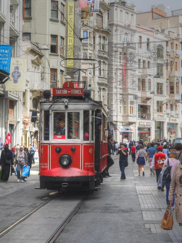 Istanbul Street Car