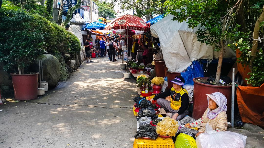 Busan | Haedong Yonggungsa Temple