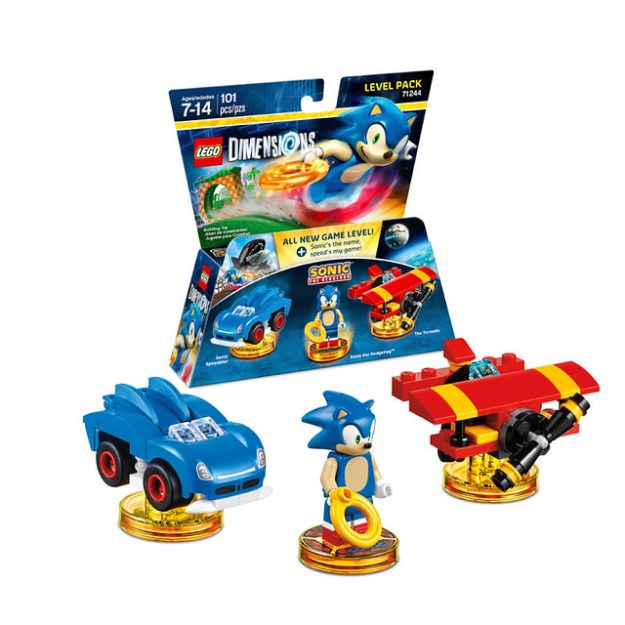 LEGO Dimensions: Sonic the Hedgehog