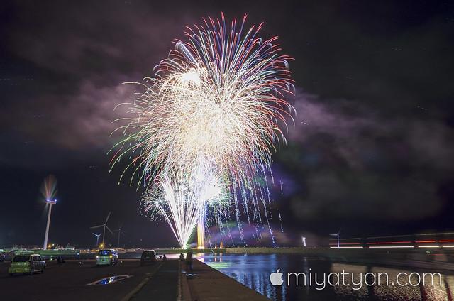 瀬棚花火-4