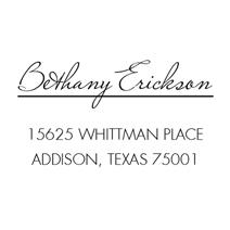 personalized stamps custom address