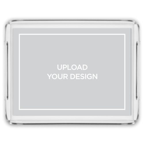 Upload Your Own Design Serving Tray Serving Trays