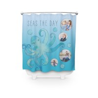 Upload Your Own Design Custom Shower Curtains | Shutterfly