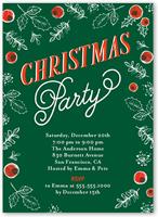 Christmas Invitations Amp Christmas Party Invitations