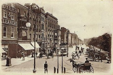 Image result for dublin old picture