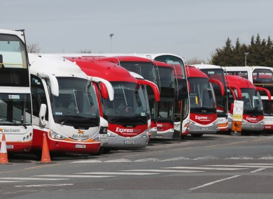 Image result for Bus Éireann may sell company property and assets to pay for redundancy scheme?