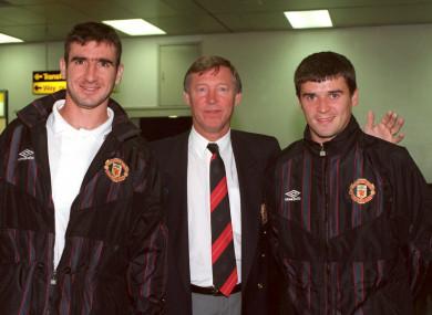 El 19 de diciembre marcaría su primer tanto ante el chelsea f.c. 'Cantona lit the flame, but it was Keane who kept it ...