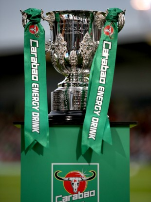 Man United. Liverpool paired with League One opposition in Carabao Cup