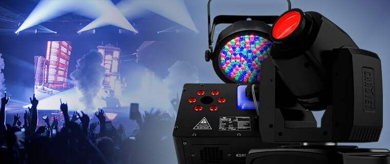 dj lighting packages zzounds