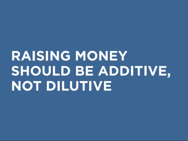 Matt Robinson GoCardless - Raising Money Additive Not Dilutive