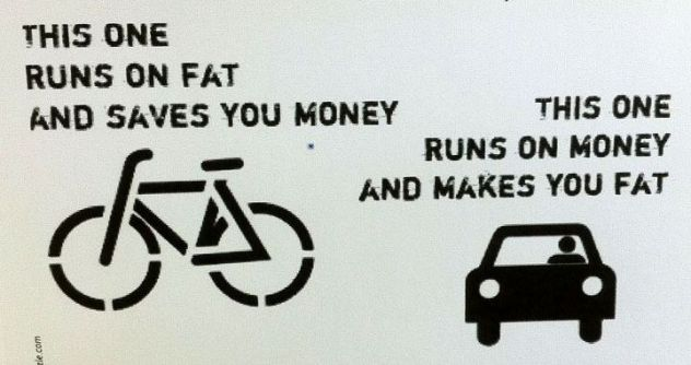 Bike And Car