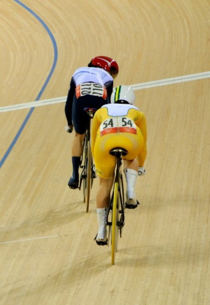 The Great Rivalry - Anna Meares & Victoria Pendleton
