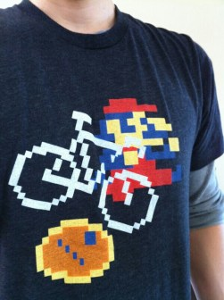 CX. 8 Bit. For Geek Cyclists.