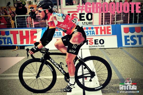 Cav @ Giro 2012