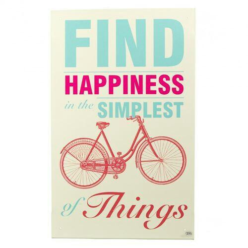 Cycling Happiness