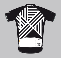 Nowhere Fast CC Jersey - Back