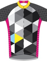 'Play Sprint Pause Repeat' jersey by MillTag